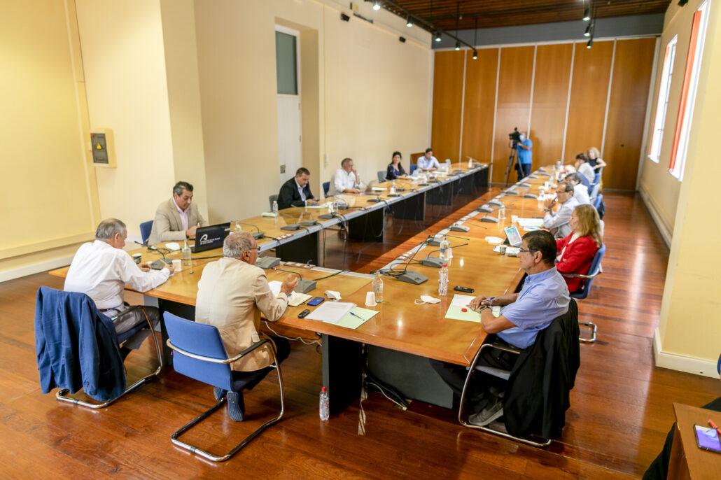 Primera reunión del grupo de dinamizadores de la inciativa Canarias Importa