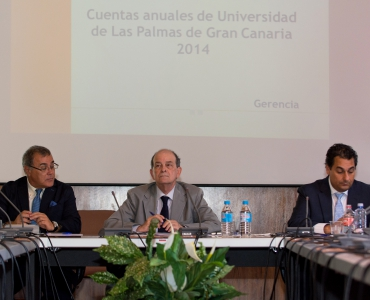 El Consejo Social de la ULPGC pide al nuevo Gobierno canario una financiación estable para la Universidad
