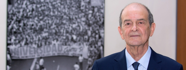 Ángel Tristán renueva en la ejecutiva de la Conferencia de Consejos Sociales de Universidades de España
