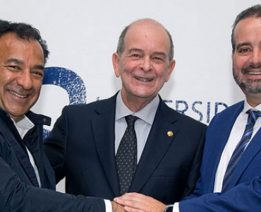 El 'Programa de Amigos y Protectores de la ULPGC' capta los primeros 60.000 euros de pequeñas empresas e instituciones
