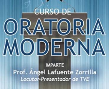 Ángel Lafuente imparte un curso de oratoria moderna a la comunidad universitaria de la ULPGC