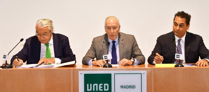 Antonio Abril Abadín, nuevo presidente de la Conferencia de Consejos Sociales de las Universidades Españolas