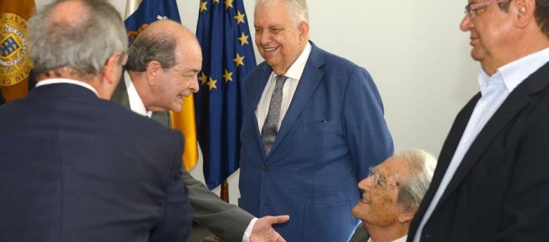El Consejo Social de la ULPGC lamenta profundamente el fallecimiento de Lothar Siemens
