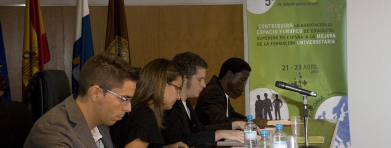 El Consejo Social convoca la X Liga de Debate Universitario en la ULPGC