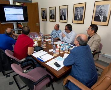 El Consejo Social analiza la implantación de la nueva Ley Canaria de Transparencia en la ULPGC