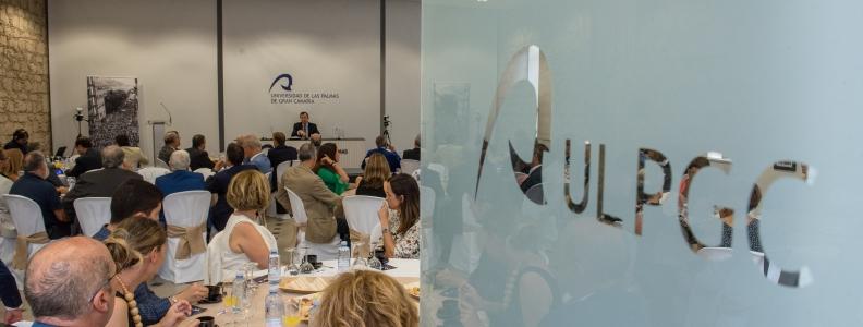 """Jorge Sainz: """"Necesitamos una universidad más dinámica para ser más competitiva a nivel global"""""""