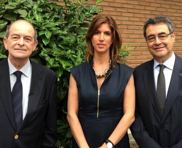 Ángel Tristán Pimienta, elegido en Madrid miembro de la Ejecutiva de la Conferencia de Consejos Sociales de Universidades