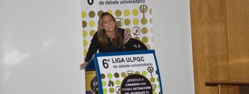 Diez equipos de estudiantes universitarios participan en la XI Liga de Debate de la ULPGC