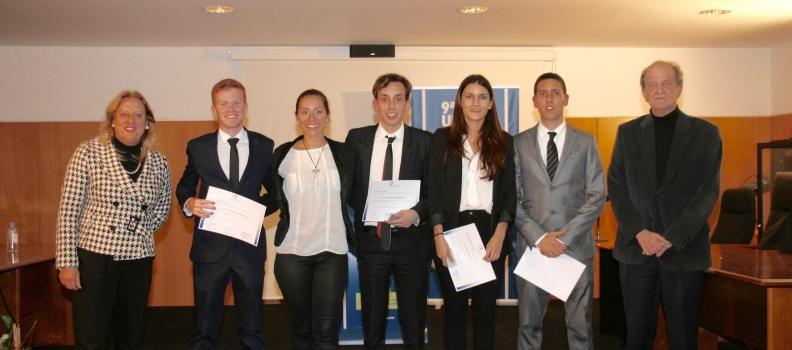 El equipo Hypatia gana la IX Liga de Debate de la ULPGC