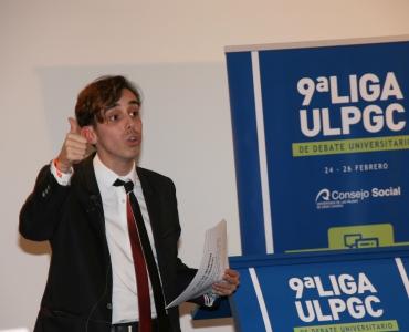 """Una estudiante de Máster, ganadora del certamen """"Diseña el logo de la Sociedad de Debate Universitario de la ULPGC"""""""