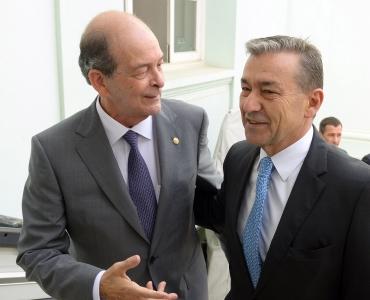 Paulino Rivero, favorable a recuperar los 'contratos programa' tras el paréntesis de la crisis